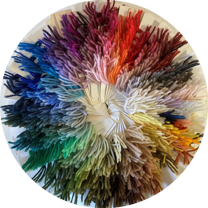 Appletons Wool Colours
