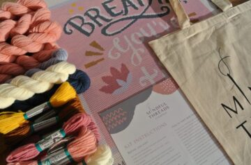Mindful Threads launch new kits