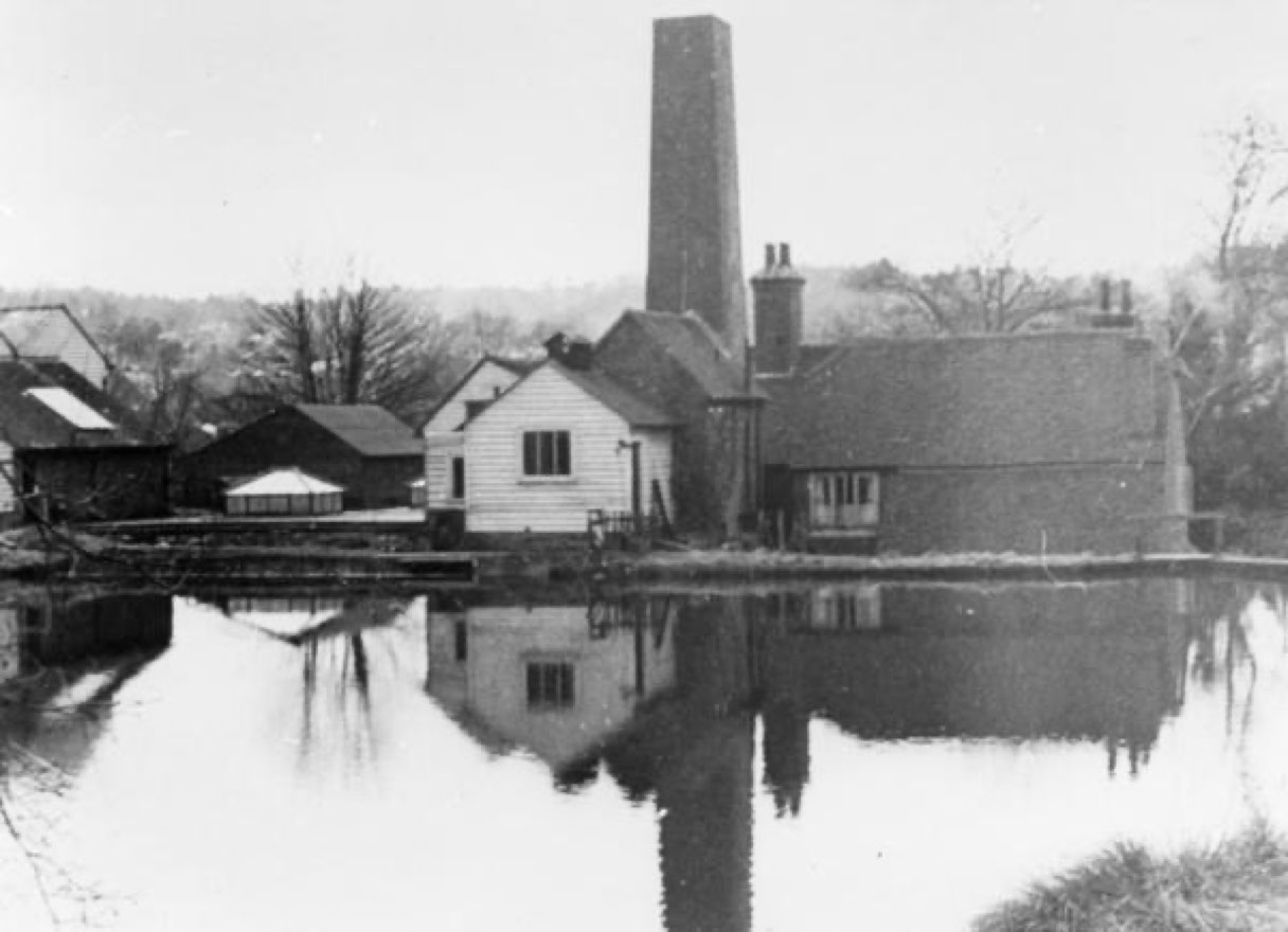 Sicklemill in Haslemere