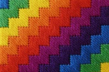 mini tapestry kit