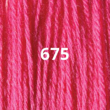 Bubble Gum Pink 675