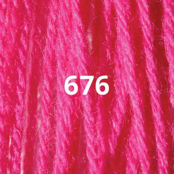Bubble Gum Pink 676